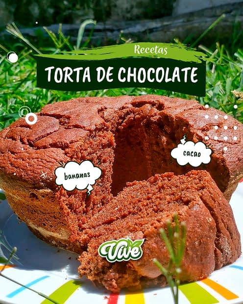 torta de chocolate receta